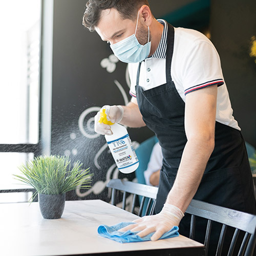 Food Services Cleaning Solutions